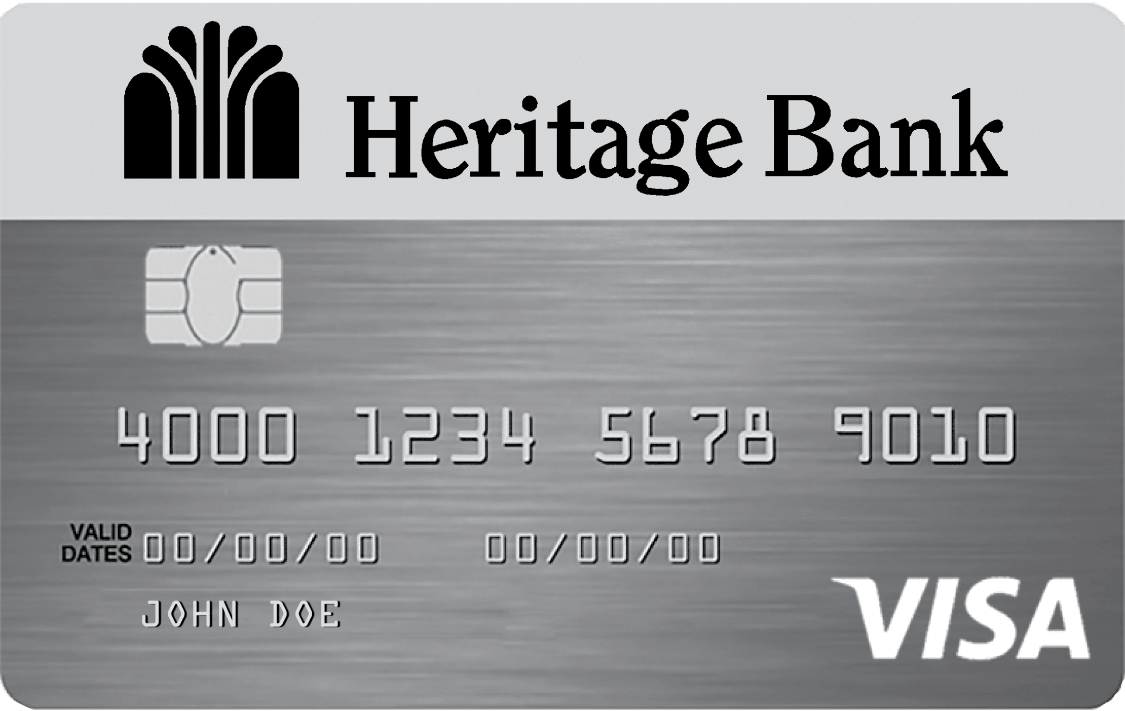 Loans heritage bank business credit cards reheart Choice Image